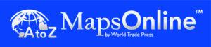 A to Z Maps Online logo
